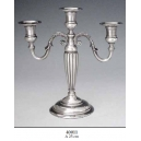 40011.F Chandelier 3 bougies H25cm