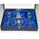 "SET Coffret de 1 DECANTER et 2 Verres ""SUBLIME"", 5367.F"