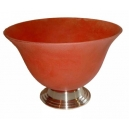 Coupe verre rouge 89880.r